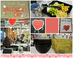 Cbus52: Columbus in a Year: Galentine's Night at Whole Foods