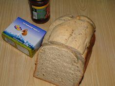Domáci chlebík s chia semienkami Ale, Bread, Food, Ale Beer, Brot, Essen, Baking, Meals, Breads