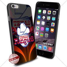 "MLB,Texas Rangers,iPhone 6 4.7"" & iPhone 6s Case Cover Pr...…"
