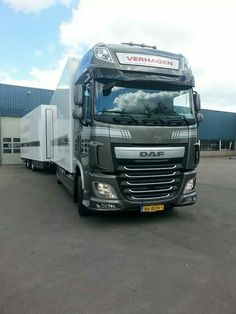 DAF truck Heavy Duty Trucks, Big Trucks, Freight Truck, Custom Big Rigs, Volvo, Tractors, Cars, Vehicles, Modern