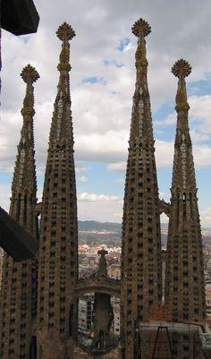 Barcelona/Templo de la Sagrada Familia
