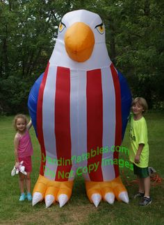 4th of july inflatable decorations