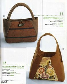 bag tutorial