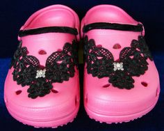 2faa81c984051 DIY Crocs. See more. Last week I talked about working with some Steve  Madden shoes. This week we
