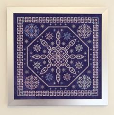 Wendy's quilts and more: Review of my 2015 embroidery achievements