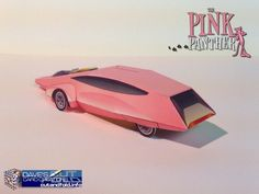 KoolWheelz Paper Model by Dave Winfield - Dave's Card Creations © Paper Model Car, Paper Models, Plastic Model Kits, Plastic Models, Paper Toys, Paper Crafts, Paper Magic, Mad Max, Custom Cars