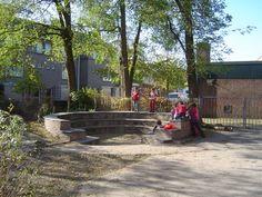 Zitcirkel Regenboogschool (Vrije School) Eindhoven   Foto: Marianne van Lier