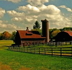 A Beautiful Ranch with barn