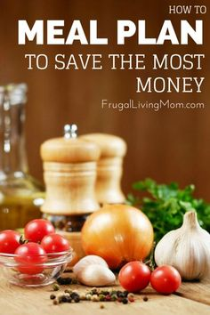 Planning your meals can save you a ton of money if you know what you are doing. Check out these tips..