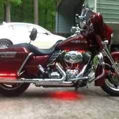 My 09 Harley Davidson Street Glide.