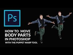 In this Photoshop Tutorial I will show you just how easy it is to move body parts with the puppet warp tool! You can adjust angles of limbs and facial features with a few clicks! #photoshop #puppetwarp #howtomoveanarminaphoto #photoshoptutorial Photoshop Tutorial, Photoshop Design, Photoshop Elements, Photoshop Tips, Photoshop Training, Freelance Graphic Design, Graphic Design Tips, Ps Tutorials, Adobe Illustrator Tutorials