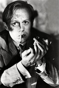 Richard Widmark in Kiss of Death  (Henry Hathaway, 1947)