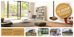 Nieuwbouw woningen Nobelhorst Almere  binnenkort te koop