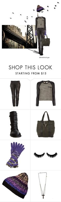 """Shy Girl, Autumn Afternoon"" by stormbattereddragon ❤ liked on Polyvore featuring Behance, Balmain, 3.1 Phillip Lim, Boutique 9, Masquemas, Missoni, Alex and Chloe, knit berets, balmain and missoni"