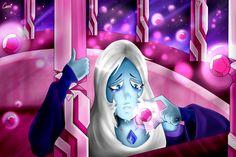 Blue Diamond | Steven Universe Fanart! by CamilaAnims.deviantart.com on @DeviantArt