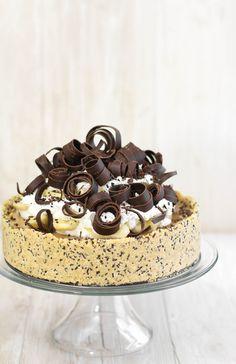 Sprinkle Bakes: Deep Dish Banoffee Pie