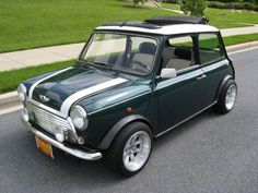 Fleming's Ultimate Garage has a unique inventory of classic cars for anyone! Located in Rockville Maryland Come see our wide and best selection of classic cars in Maryland Classic Mini, Classic Cars, Cool Old Cars, Ultimate Garage, Ticket To Ride, Morris Minor, Suv Cars, Car Advertising, Mini Cooper S