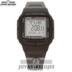 ⬆️😍✅ Casio Reloj Databank ✅😍⬆️ Sublime Modelo de la Colección de Relojes Casio PRECIO 20.55 € En Oferta Limitada en 😍 https://www.joyasyrelojesonline.es/producto/casio-reloj-databank/ 😍 ¡¡Edición limitada!!