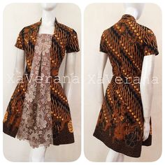 43 Best Ideas For Dress Brokat Hamil - - 43 Best Ideas For Dress Brokat Hamil Source by Model Dress Batik, Batik Dress, Simple Dresses, Nice Dresses, Casual Dresses, Dress Batik Kombinasi, Model Kebaya, Dress Brokat, Blouse Batik
