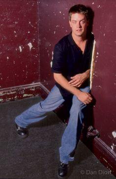 Portrait of comic Jim Breuer by photographer Dan Dion