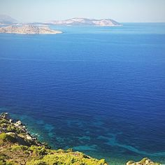 View to the endless blue of Rhodes, Passport, Greece, Journey, In This Moment, Water, Blue, Travel, Outdoor