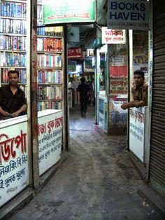 Bookstores in Nilkhet