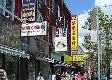 Toronto, China Town