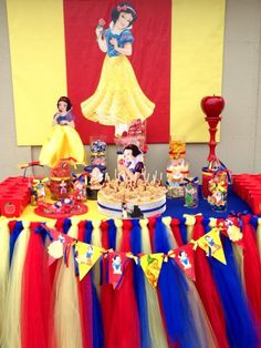 """Photo 1 of 6: Snow White / Birthday """"PRINCESS FOR A DAY""""   Catch My Party"""