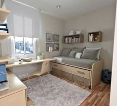 20 Teen Bedroom Ideas that Anyone Will Want to Copy | Teen ...