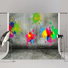 Find More Background Information about  Kate Graffiti Wall Camera Fotografica Fashion Art Backgrounds For Photo Studio Wrinkle Free Children Studio Photo Backdrop ,High Quality Background from Art photography Background on Aliexpress.com