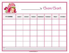 Free Printable Thomas Tank Engine Chore Chart   MamaS Gettin
