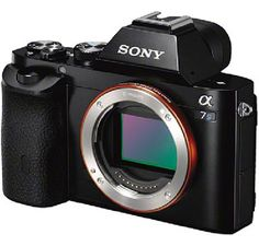 The new A7S from Sony