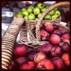 Bangalow Farmers Market - delicious produce on offer every Saturday get there early!