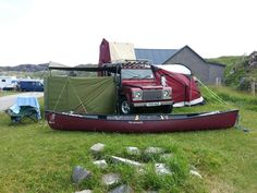Gary Shaw's great camping setup with his Land Rover Defender My Land Rover has a Soul, MLRHAS, Land Rover Book Gary Shaw, Land Rover Defender 110, Edinburgh, United Kingdom, Camping, Book, Outdoor Decor, Campsite, England