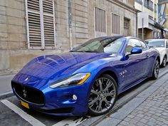 Spectacular.....Maserati Granturismo S