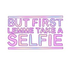 Philosophie selfie