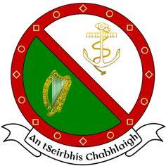 Seirbhís Chabhlaigh na hÉireann (in inglese: Irish Naval Service, in italiano: Servizio navale irlandese), conosciuto semplicemente come An tSeirbhís Chabhlaigh (en: The Naval Service, it: Il servizio navale) o come INS, è la marina militare della Repubblica d'Irlanda ed è uno dei tre rami dell'Óglaigh na hÉireann.[1] Il quartier generale si trova a Haulbowline, nella contea di Cork.