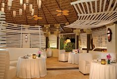 Olena Restaurant is a beautiful location fora reception. #ZoetryAgua