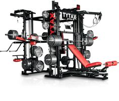TYTAX Best Home Gym Machine - New Year's Weight Bundle - -- To view further for this item, visit the image link. (This is an affiliate link) Cheap Gym Equipment, Best Home Workout Equipment, Fitness Equipment, Exercise Equipment, Multi Gym, Bodybuilding Equipment, Bodybuilding Workouts, Bodybuilder, 7 Workout