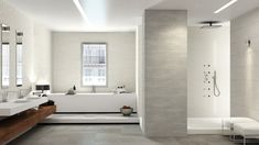 Start by Naxos. Piece A Vivre, Interior Photo, White Clay, Bathroom Renovations, Bathrooms, Houzz, Cool Designs, New Homes, Modern