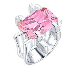 Women's Sterling Silver .925 Ring Pink Cubic Zirconia (CZ... https://www.amazon.com/dp/B01M8IGWF6/ref=cm_sw_r_pi_dp_U_x_w.tpAb7JJHQXQ