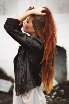 big fan of that hair.