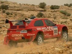 Citroën ZX Rally Raid '1993–97 Citroen Zx, Rallye Paris Dakar, Rallye Raid, Full Throttle, Rally Car, Fast Cars, Peugeot, Classic Cars, Racing