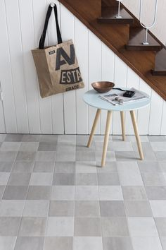 collection available in 8 warm and cool and in 4 Toilet Hotel, Tile Design, Kitchen Flooring, Bathroom Inspiration, Wood Paneling, Home Deco, Home Kitchens, Decoration, Tile Floor