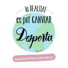 Aquest món pot canviar i Mots Xics creu en Ell! Avui comença el Festival de l'Esperança al Palau Sant Jordi amb entrada #GRATUÏTA, més informació a http://festivalesperanza.org #jotambetincesperança #yotambientengoesperanza #palausantjordi #festiesperança #1maig2015 #jotambetincesperança #desperta #lamina #laminate #entradagratuïta. #jotambetincesperança #desperta #món #Barcelona #larealitatespotcanviar