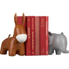 Left and Right Bookends. Pretty into them. $79.90 for a set of two.
