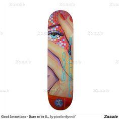 """Your Custom 7 7/8"""" Skateboard"""
