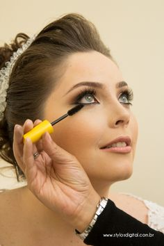 Making of Noiva - São Caetano do Sul - SP -  Destination Wedding by Stylos Digital Photographers