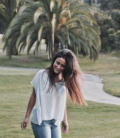 #free #freedom #happy #happiness #palmtree #sun #sunset #blue #girl #green