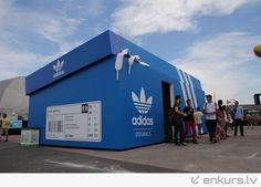 Adidas Store. New Superstars, please.